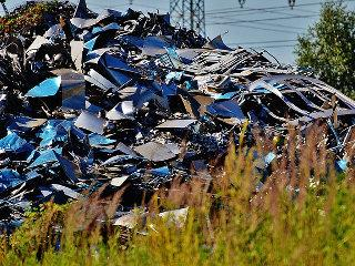 Deducción de inventarios obsoletos, destruidos, reciclados y chatarrizados.