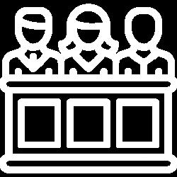 Representación administrativa y judicial